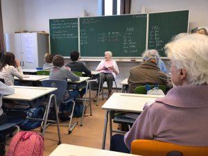 A la rencontre des élèves de Floriffoux