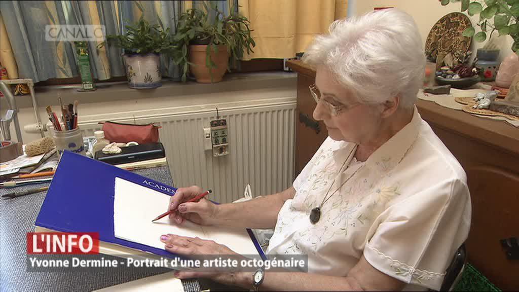 Yvonne Dermine