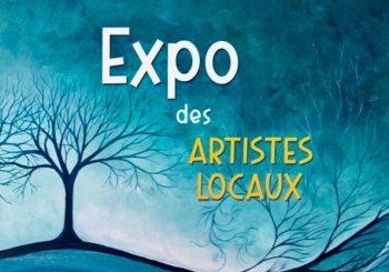 Expo des artistes locaux et rencontres photographiques Acte II – 10 octobre 2020