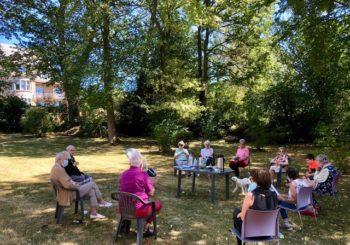 La vie à la résidence services «les Hêtres de Florès»